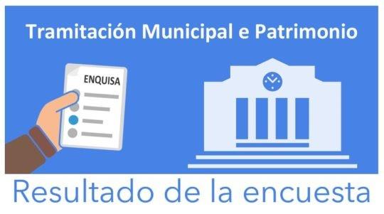Resultado de la encuesta sobre tramitación de licencias en las siete grandes ciudades de Galicia