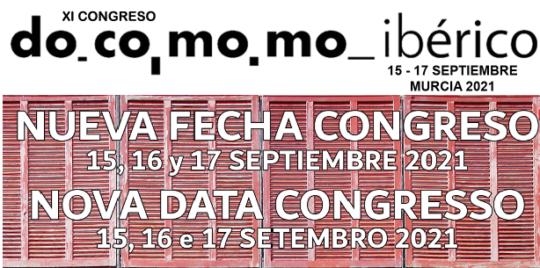 XI Congreso DOCOMOMO Ibérico