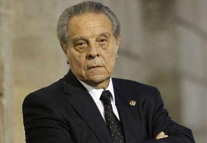 Falecemento de Alfonso Álvarez Gándara