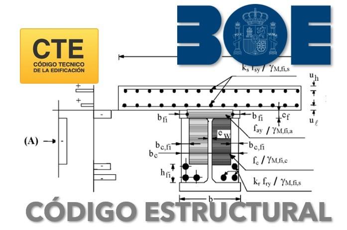 Publicación en el BOE del Código Estructural