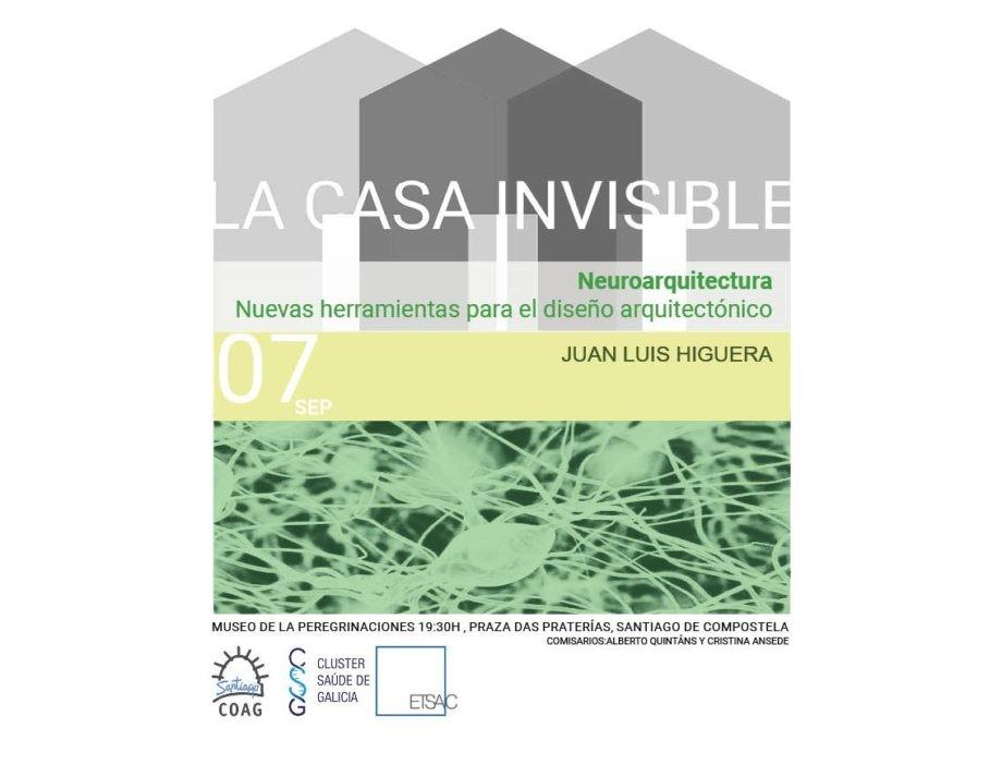 """Conferencia """"NeuroArquitectura. Nuevas herramientas para el diseño arquitectónico"""""""