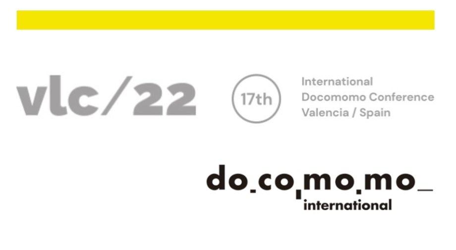 XVII Conferencia Docomomo Internacional – Llamada a comunicaciones