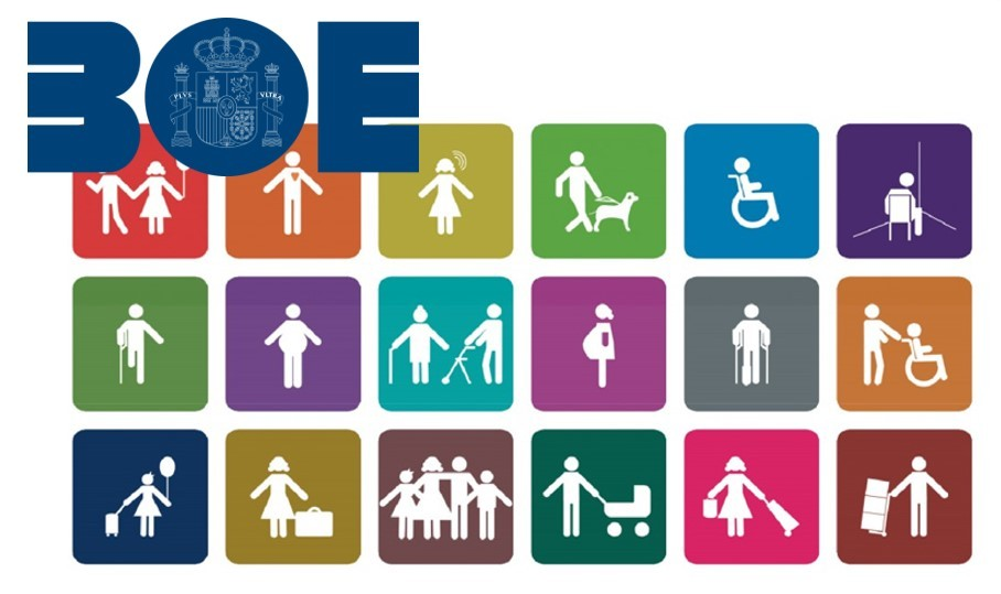 Documento técnico de condiciones básicas de accesibilidad y no discriminación para el acceso y la utilización de los espacios públicos urbanizados