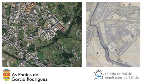 Concurso de ideas con intervención de xurado para mellorar as condicións de urbanización da Praza do Barreiro no Concello de As Pontes de García Rodríguez
