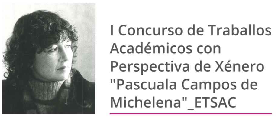 I Concurso «Pascuala Campos de Michelena»