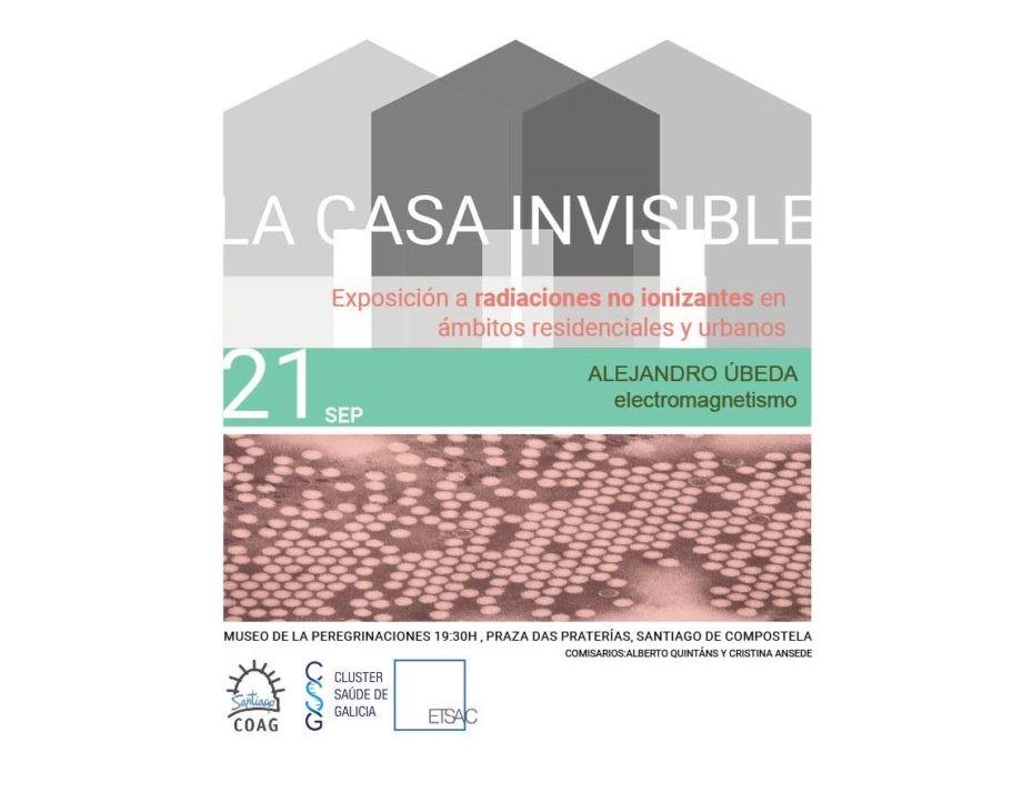 """Conferencia """"Exposición a radiaciones no ionizantes en ámbitos residenciales y urbanos. Electromagnetismo"""""""
