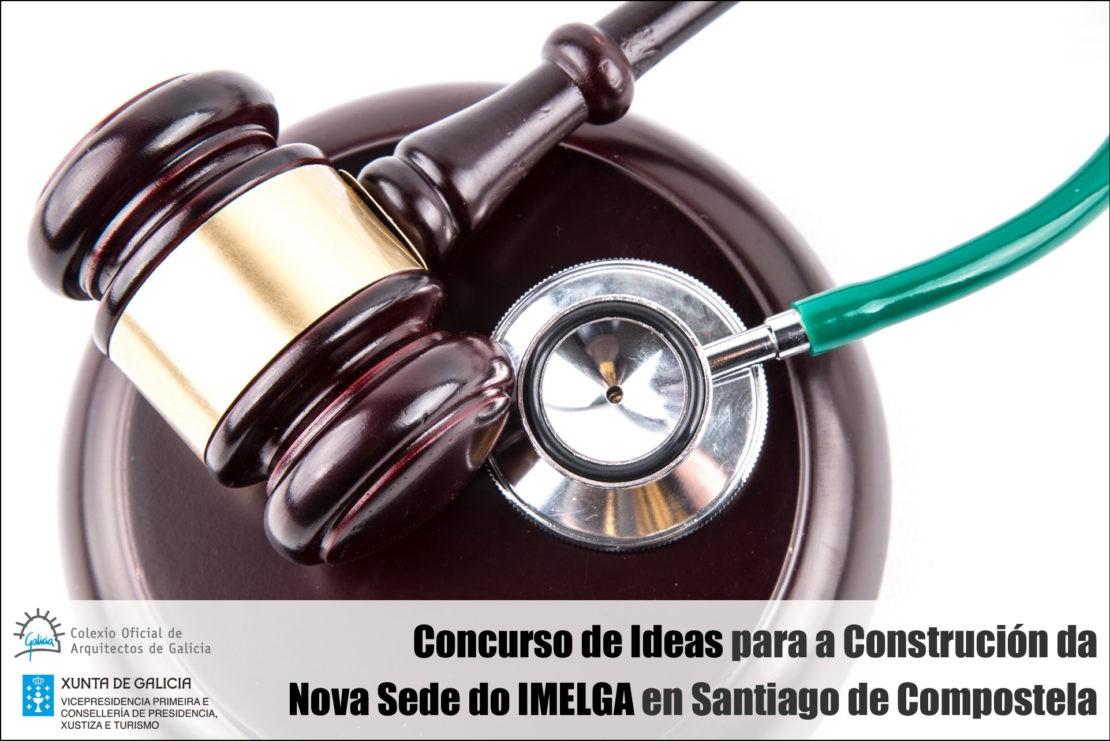Concurso de ideas, con intervención de xurado, a nivel de anteproxectos para a construción da nova sede do IMELGA en Santiago de Compostela. Composición do xurado