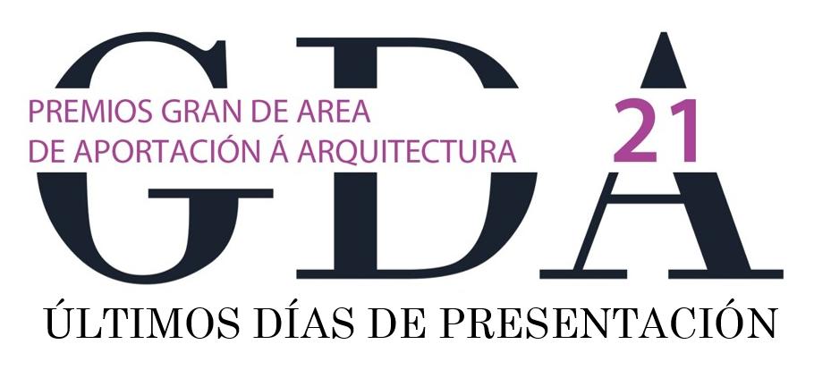Premios «Gran de Area 2021» | Remate do prazo para a presentación de propostas