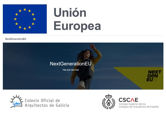 Carta del presidente del CSCAE y de la decana sobre los fondos Next Generation