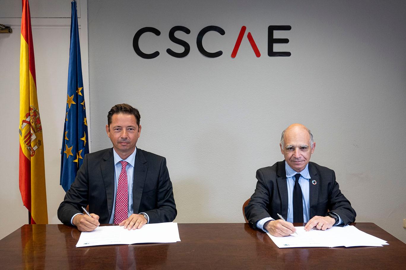 El CSCAE y Andimat se unen para ayudar a alcanzar los objetivos de rehabilitación de edificios fijados por el Gobierno