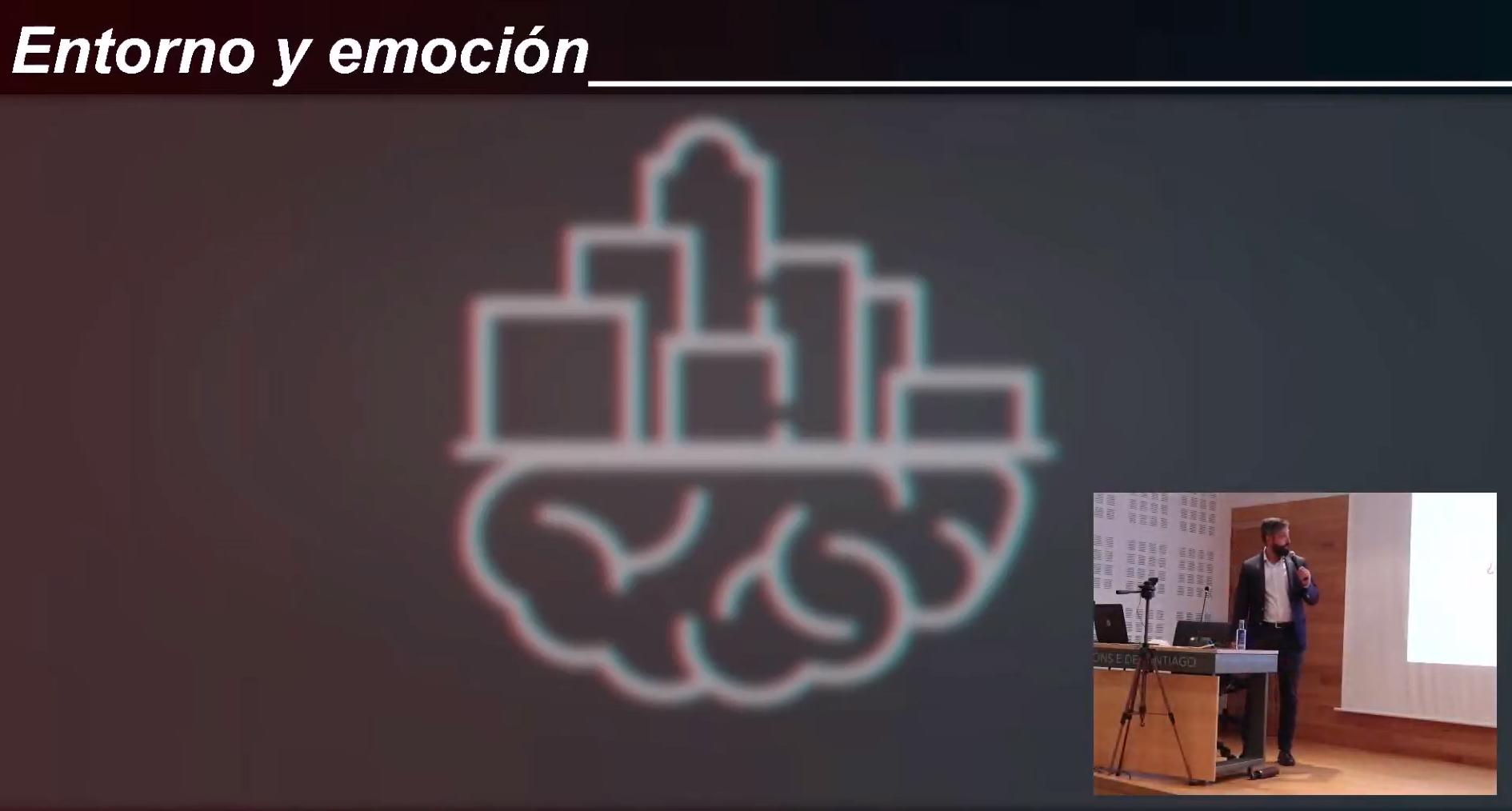 Disponible la grabación de la conferencia de Juan Luis Higuera Trujillo «NeuroArquitectura. Nuevas herramientas para el diseño Arquitectónico»