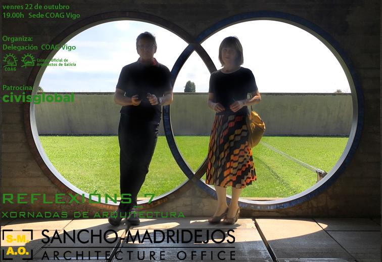 Reflexións_Ciclo de conferencias de arquitectura: «Construir el pliegue». Sancho-Madridejos Architecture Office